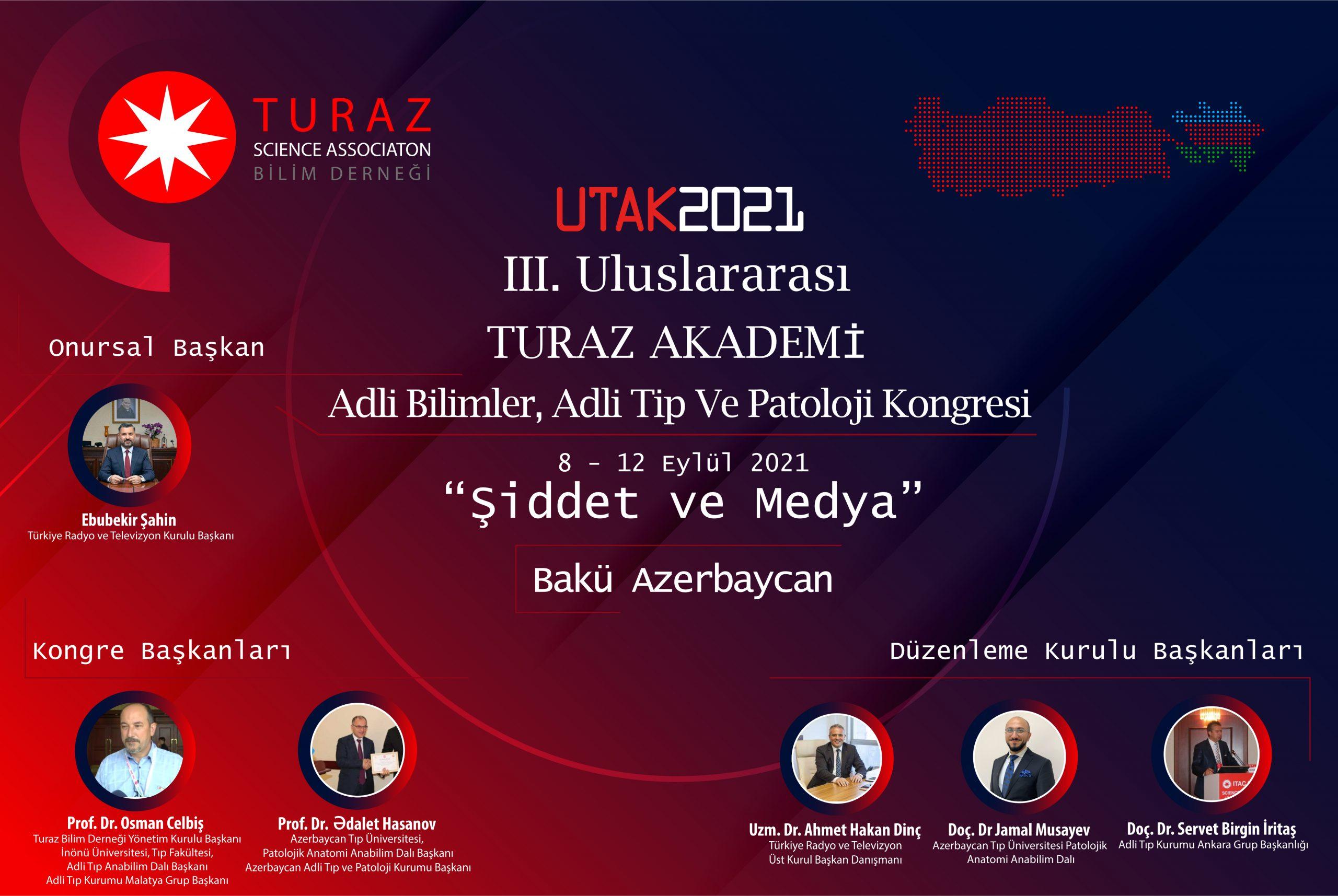 UTAK 2021 Azerbaycan Bakü'de yapıldı